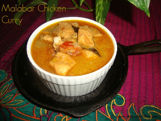 images of Malabar Chicken Curry Recipe / Malabari Chicken Curry Recipe