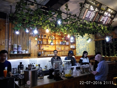 House of Coffee Brewing HOC Batu Aji