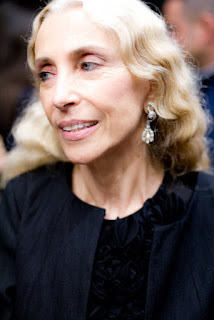 Franca Sozzani was editor-in-chief of Vogue Italia for 28 years