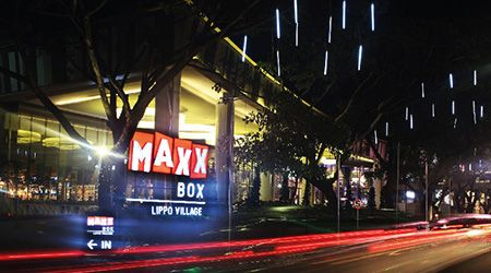 Jadwal Cinemaxx Lippo Karawaci Village