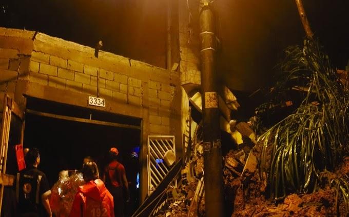 Bebê e 2 crianças morrem após desabamento em Mauá