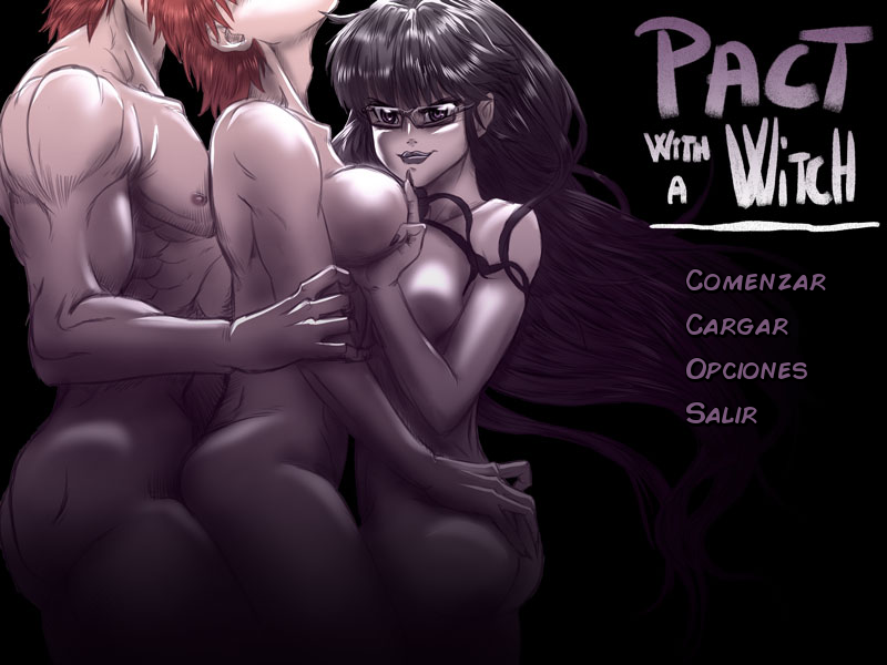 Pact With A Witch Novela Visual Eroge Espanol Novelas