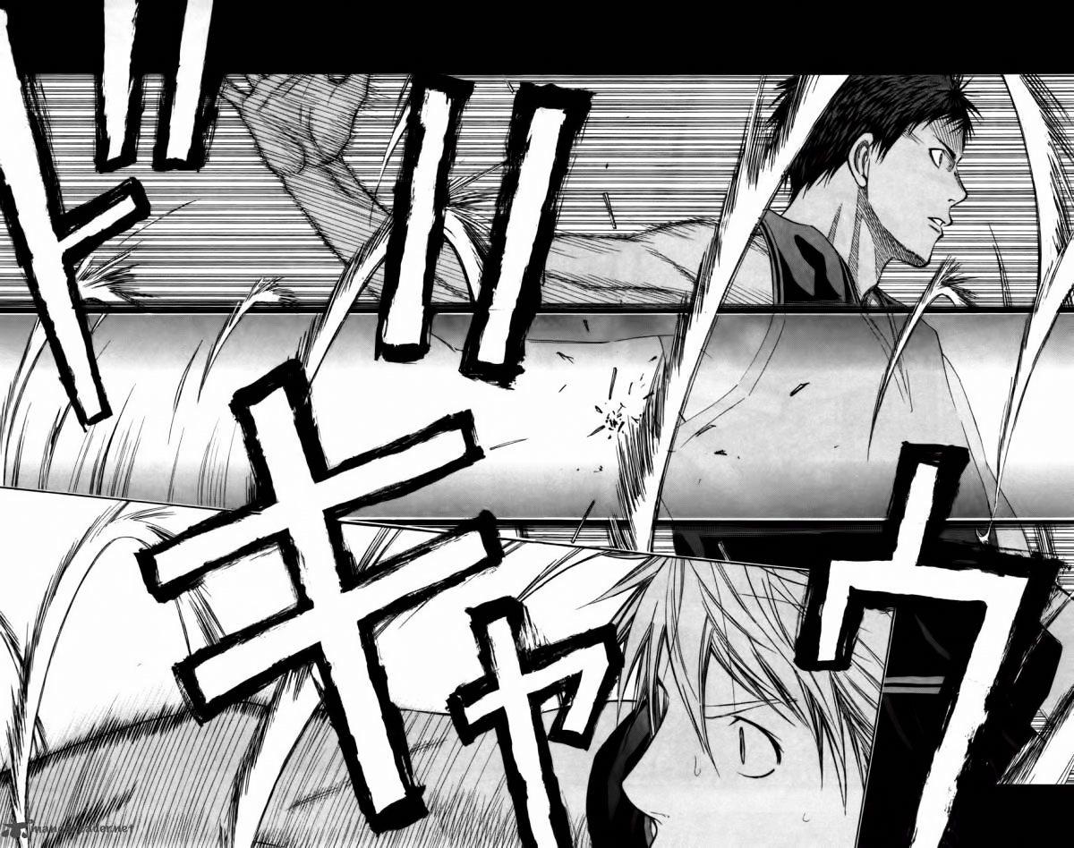 Kuroko No Basket chap 116 trang 4
