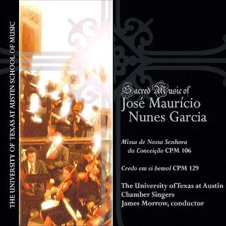 Sacred Music of Jose Mauricio Nunes Garcia