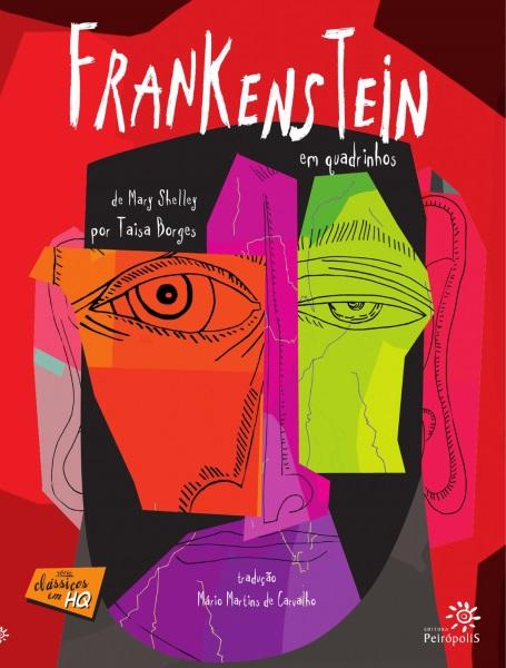 Frankenstein em Quadrinhos Mary Shelley