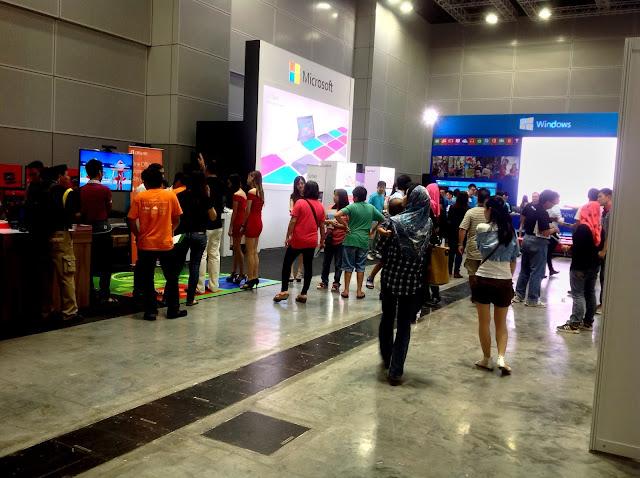A Quick Run on Pikom PC Fair 2013 150