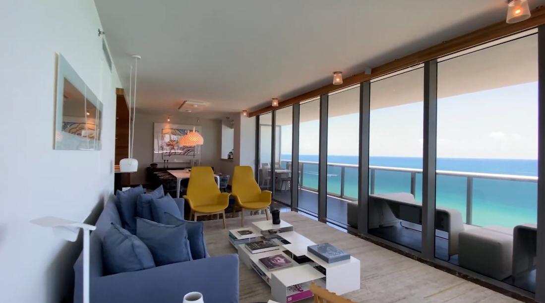 Tour 5875 Collins Ave #1702, Miami Beach vs. 22 Interior Design Photos