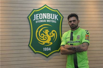 Having only played for the Champions for six months last year, Edu proved to be a revelation at Jeonbuk Hyundai Motors, helping them to move away from the chasing pack early on and building the foundation for the team's fourth title triumph. [Photo Credit: Hyundai-MotorsFC.com]