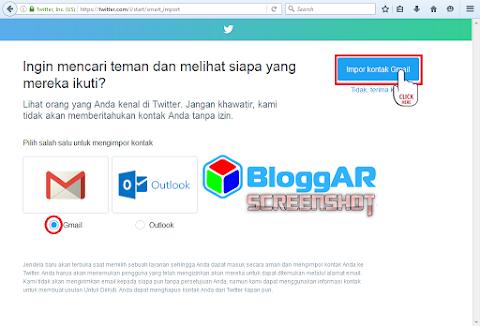 Cara Membuat Akun Twitter Lengkap Terbaru
