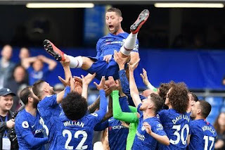 Chelsea Qualify For 2019/2020 Champions League