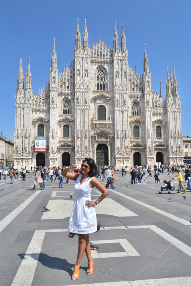 Milan Italy vacation