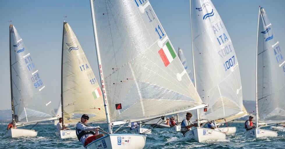 Coppa Italia Finn, a Fano vittoria di Filippo Baldassari