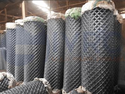 Pabrik Kawat Harmonika PVC Galvanis