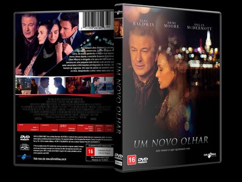 Capa DVD Um Novo Olhar