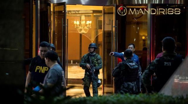 Resorts World Manila diteror oleh teroris