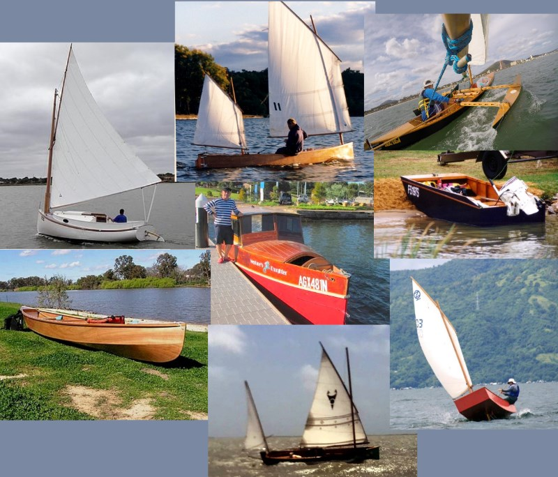 Michael Storer Wooden Boat Plans News