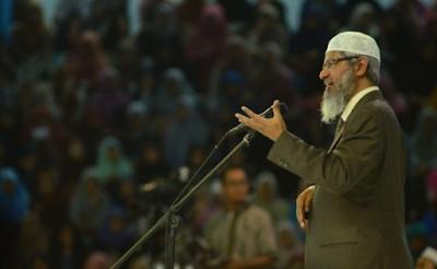 Allahu Akbar, Zakir Naik: Injil Juga Ajarkan Tuhan Hanya Allah SWT