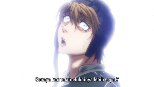 All Out!! Subtitle Indonesia Episode 08