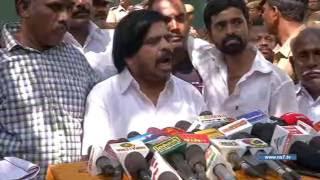 T Rajendar praises Jayalalithaa over introducing 'Amma Unavagam' | News 7 Tamil