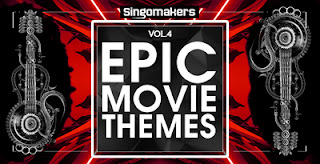 audio loops pack for epic movie themes