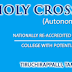 Holy Cross College, Trichy, Wanted Assistant Professor
