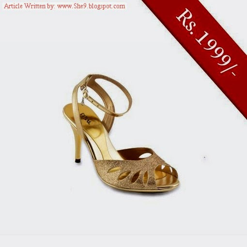 Bridal Footwear Shoes by Servis