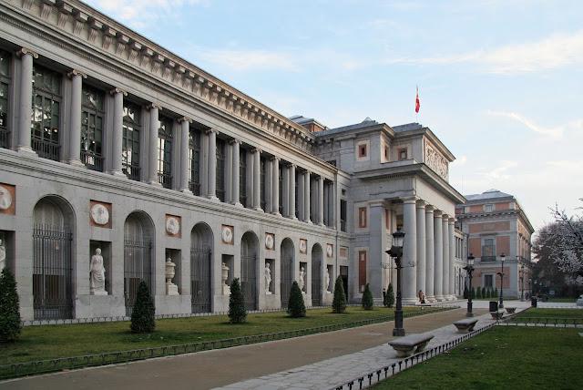 Museu del Prado, Madri