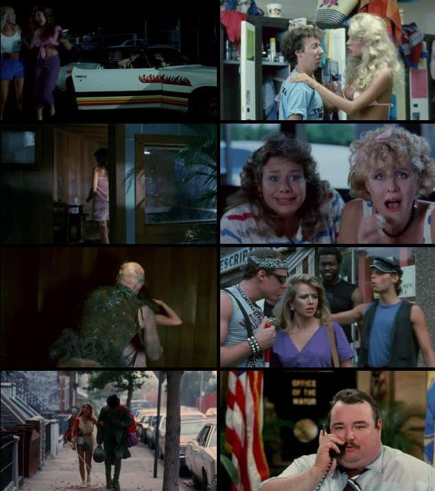 The Toxic Avenger 1984 UNRATED Dual Audio Hindi 720p BluRay 700mb