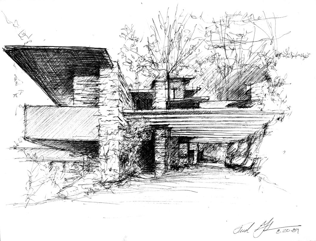 Architecture As Aesthetics Fallingwater