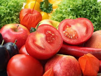Fruits and vegetables prevent cancer of the bladder in women