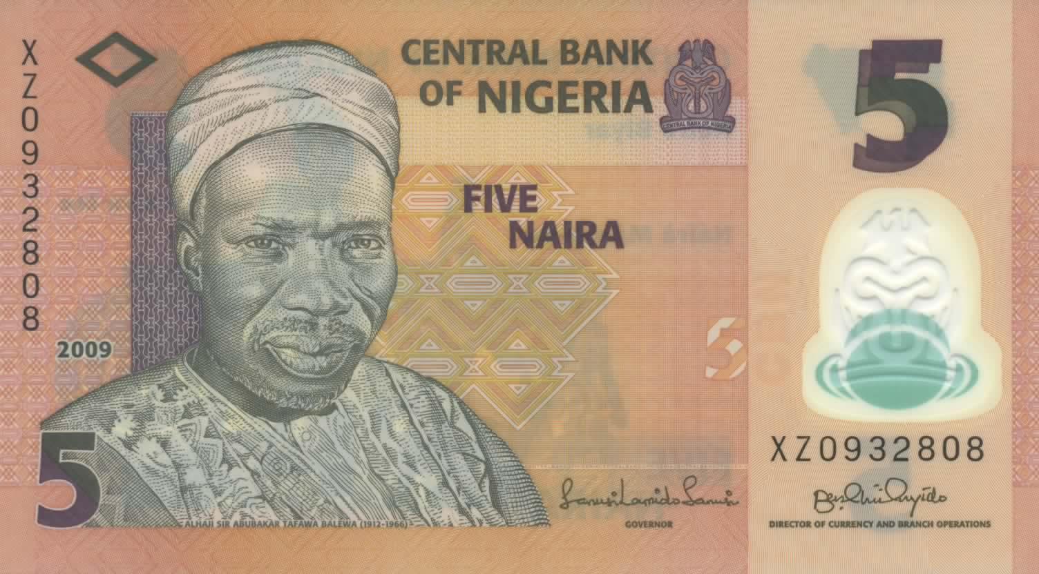 Nigerian Money To American