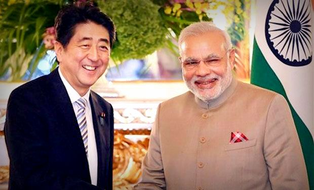 THE PAPER | Japan and India: Soft balancing as a Reaction to China's Rise?