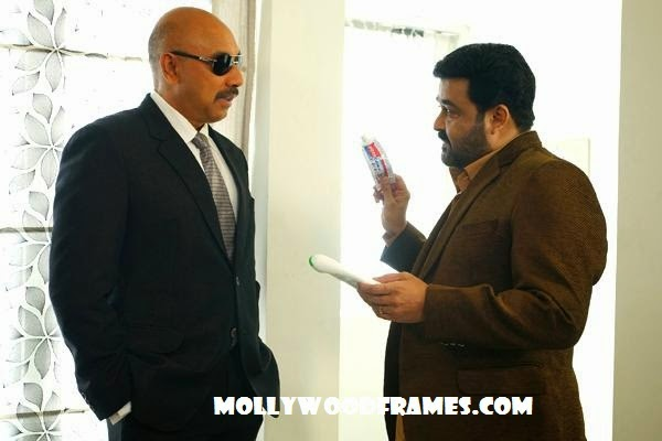 Mohanlal and Sathyaraj in 'Lailaa O Lailaa' movie