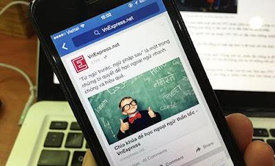 Facebook – Một kênh báo chí mới của cộng đồng