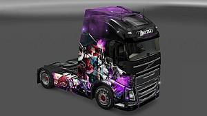 League of Legends skin pack for All trucks