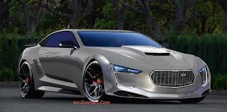 Quoi de neuf pour 2018 IROC-Z Camaro