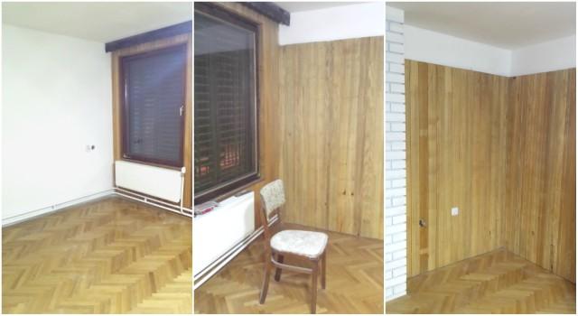 Renovacija kuće - spavaća soba - prije