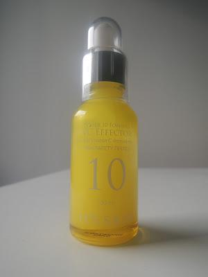 Azjatycki Piątek-  Serum It's skin Power 10 Formula VC Effector  oraz rozdanie
