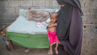 85,000 children 'dead from malnutrition' in Yemen