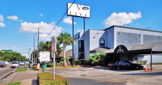 V Live Club on Richmond Ave