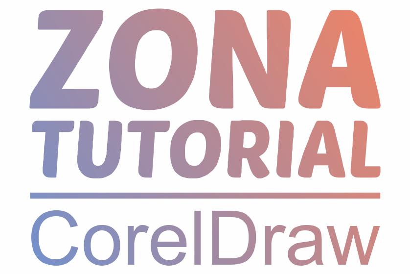 3 Langkah Membuat Efek Gradasi Di Coreldraw X7 Zotutorial