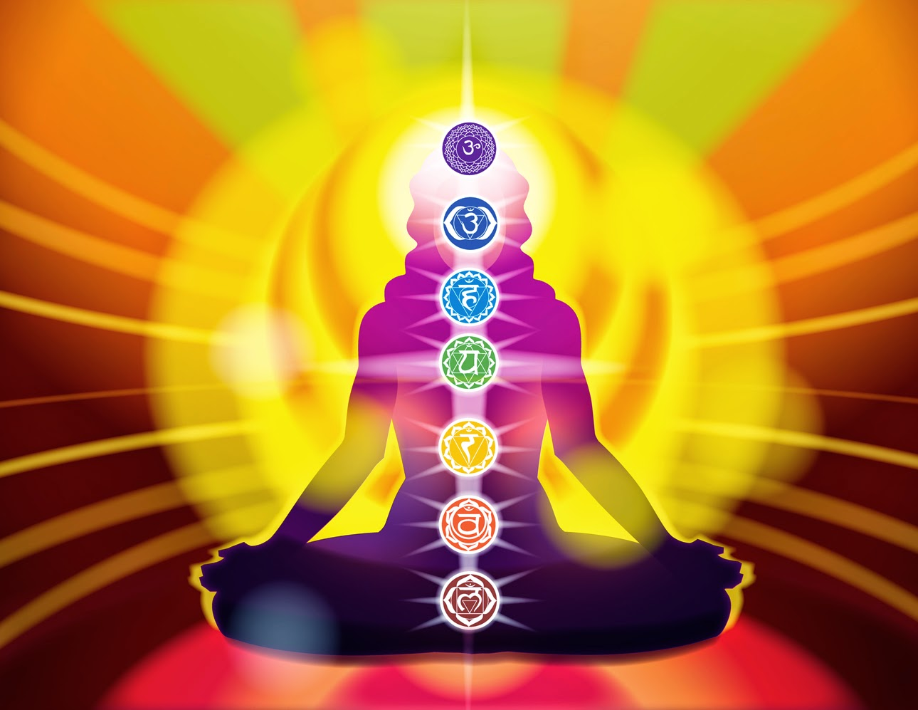 symptoms of blocked Chakras