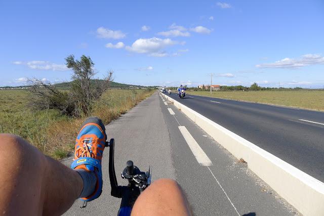 De Paris à Narbonne en vélo, Agde