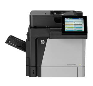 HP LaserJet M630dn MFP