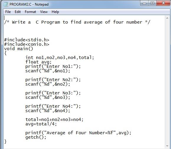 computer study programming and getsprogramming code write
