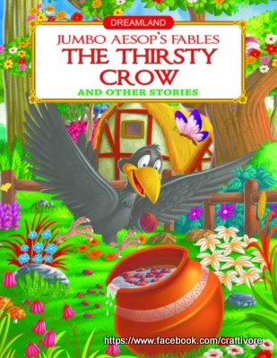 Thirsty crow story in tamil pdf