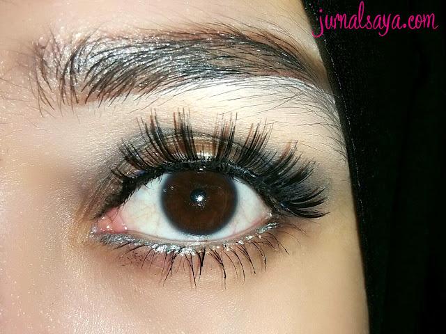 bulu mata palsu untuk mata bundar
