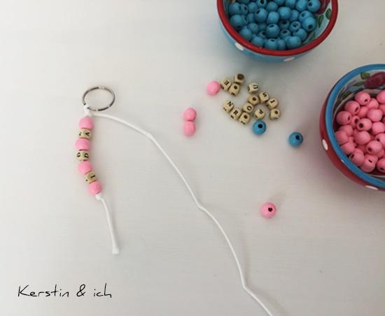Rechenkette selbermachen DIY Einschulung Ideen Geschenke