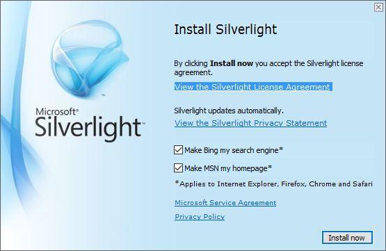 برنامج, سيلفر, لايت, Silverlight, اخر, اصدار