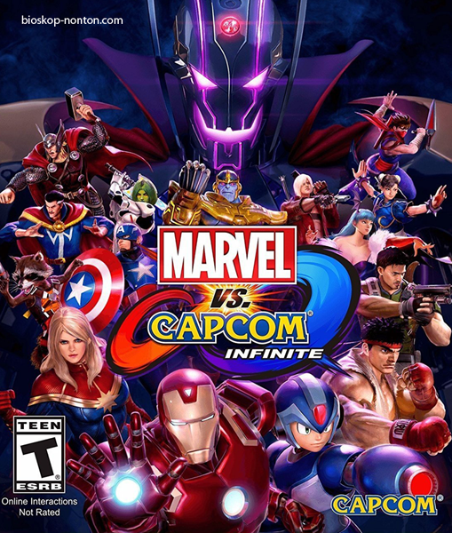 Marvel VS Capcom Superhero Movie